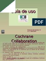 Biblioteca Cochrane Plus - Guía de Uso Vr. 2