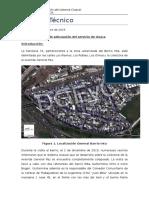 Informe Técnico Cloaca - Barrio Inta