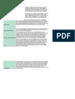 literary style analysis chart - morgan garrett - sheet1