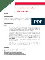 Guia de Estudio Web Services