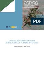 Conductas Sobre Horticultura