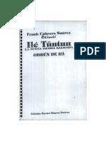 Libro-Oddun Ifa Frank Cabrera Ile TunTun