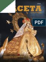 Mamacha Candelaria. Fiesta religiosa puneña reconocida por el mundo