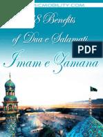 88 Benefits of Dua Salamati Imam Zamana