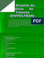 La Division de Policia de Transito DIVPOLTRAN