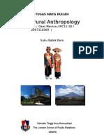 Suku Batak Karo