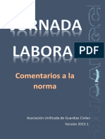 Jornada Laboral Comentada AUGC