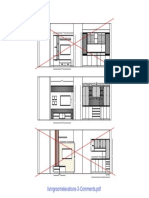 Livingroomelevations 3 Comments