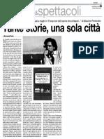 Tante storie una sola città. Principi e regine, sirene, poeti e maghi in Forse non tutti sanno che a Napoli... di Maurizio Ponticello