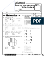 Examen Quincenal (14) 3er Grado 14-11-09
