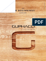NEW BEGINNINGS CATALOG - GUPHACCI
