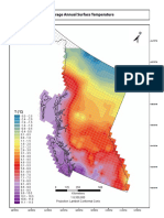 BC NTS Grid Geothermal Resource Estimate Maps