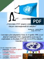 Convenția ONU asupra contractelor de vînzare internațională de mărfuri