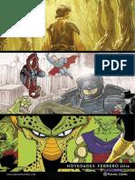 Novedades Planeta Comic FEBRERO 2016