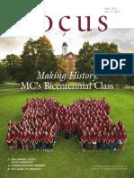 focus Magazine Fall 2015