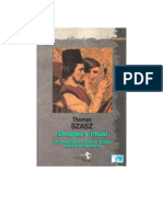 Szasz Thomas - Drogas Y Ritual - La Persecución Ritual de Drogas, Adictos e Inductores - 1985