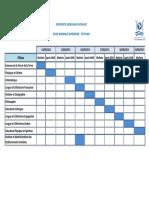 Calendrier Concours Daccès LP QME 2015 2016