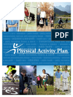 National Physical Activity Plan