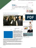 05-01-16 Mando Único Podría Operar en Hermosillo. Alcalde