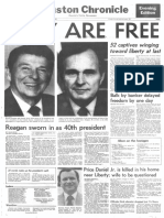 Iranian Hostage Crisis Post and Chronicle Pages