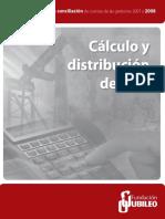IDH Calculo y Distribucion Por Municipio
