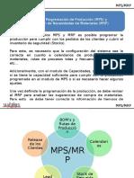 MPS y MRP Resumen