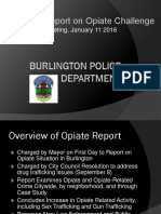 Brandon del Pozo opiates report
