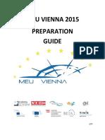 MEU Vienna Preparation Guide 2015