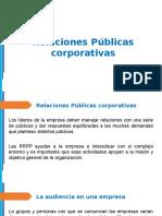 2.2. Comunicación Corporativa