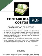 2 Presentación Unidad I Contabilidad de Costos