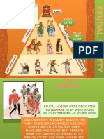 unit 3 feudal society and church