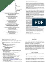 Building Blocks Preschool 2016-17 Handbook