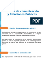 2.5. Medios de Comunicacion y RRPP