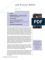 Risk Based Process Safety Design