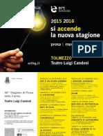 Tolmezzo 15.16 Cartolina