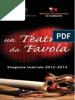 5702^Teatro Comunale Stagione teatrale 2012-2013