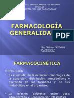 GENERALIDADES FARMACO