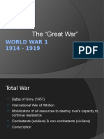 Hist 017 Week 10 Wwi w2014 for Bb