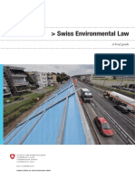 Swiss Environmental Law
