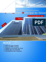 Plano diretor municipal do seixal
