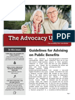 (Printable) The Advocacy Update - Volume 1, Issue 3.pdf