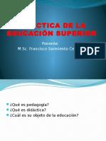 DIDÁCTICA Y EDUCACIÓN UNIVERSITARIA.pptx