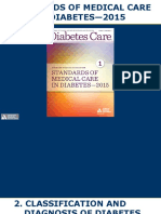 diabetes guideline