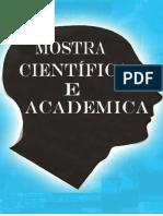 LIVRO - III Mostra Cientifica e Academica 2014
