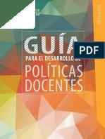 Guia Politicas Docentes
