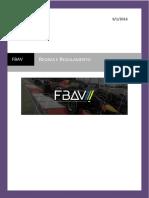 Regulamento Da Federação Brasileira de Automobilismo Virtual