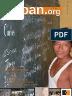 Revista de solidaridad ALBOAN (Primavera 2010)