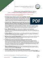 Informationen und Meinungen zur Energiewirtschaft 03/ 2010