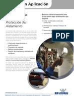 Application CUI InsulationProtect ESP
