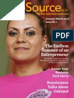 reSource Issue #1, Jan-March 2016